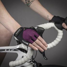 GripGrab ProGel Guantes cortos acolchados Mujer, purple